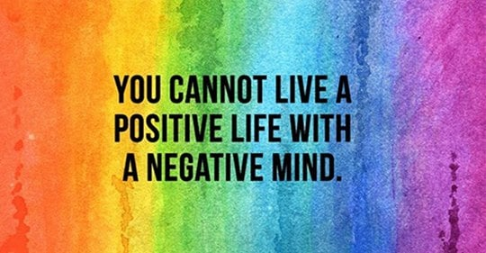 3 Ways To Deal With Negative Thoughts