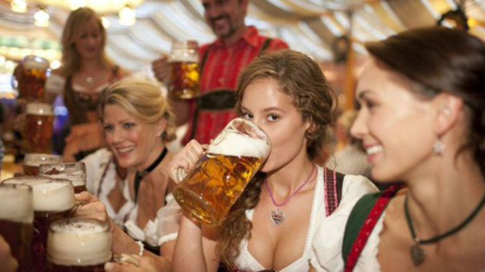Study reveals women who drink beer increase their breast size